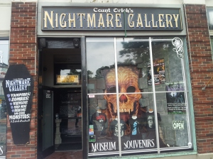 Count Orlock's Nightmare Gallery